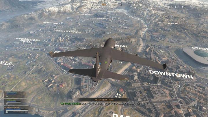 Call of Duty: Modern Warfare's battle royale feels a bit like Splinter Cell: Conviction here