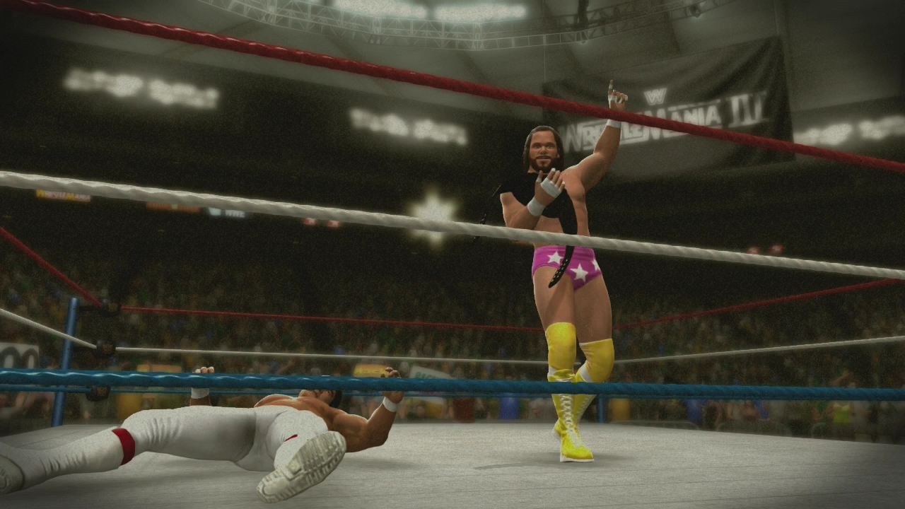 Randy Savage will always be a champion.