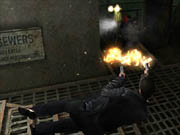 The action in Max Payne is dramatic, great-looking, and intense...