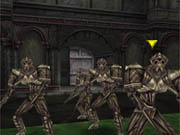 Robots and elves coexist in Wizardry 8, but not always peacefully.