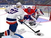 NHL 2002 plays much like--but even better than--last year's game.