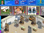 The game offers a much broader scope than most other business sims.
