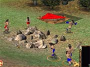 Empire Earth takes place in ancient history...