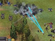 Sea units, air units, giant robots--Empire Earth has some of everything.