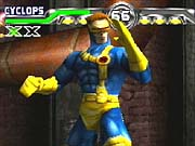 Cyclops is no stranger to fighting games.
