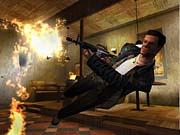 Max hits the Xbox with guns ablaze.