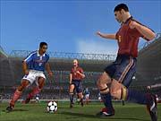 Soccer, the sport of kings!