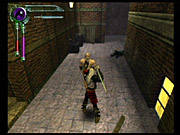 For some reason, it took more than half a year for Blood Omen 2 to be ported to the GameCube.