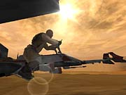 You'll be able to see how good a speeder bike pilot you really are.