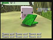 Cubivore is in the spirit of other highly conceptual games like Mister Mosquito and the PaRappa series.