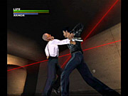 Dead to Rights is filled with shooting and brawling sequences, plus numerous minigames.