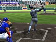 Behold Ichiro's mighty swing.