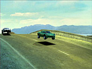 Hot Pursuit II features about a dozen licensed songs that range from the likes of Bush to Uncle Kracker.