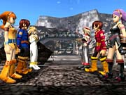 Skies of Arcadia Legends promises to have some new surprises.