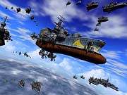 The airships are still as cool as ever.