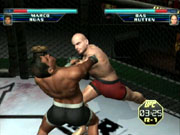 If you've been holding out for a UFC game for this system, it's a solid choice.
