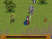 Play as Rings characters and slay orcs for loot. For one or two players.