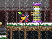 Finally, a traditional Mega Man game.