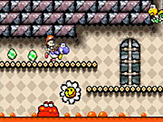 Yoshi's Island may be an old game, but it still plays like new.