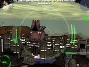 In Incoming Forces, you play as aliens under attack from human forces.