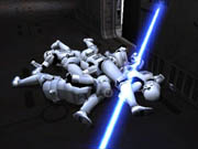 Get ready to fight lots of storm troopers.