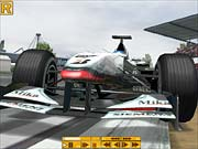As is typical for the series, Grand Prix 4 offers a multitude of intriguing viewer perspectives.