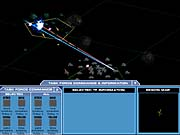 The tactical real-time ship combat lets you command task forces in battles of more than 500 ships.