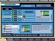As in the first game, you can research multiple technologies simultaneously, requiring you to balance infrastructure and weapons advances.