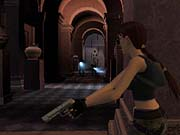 Some parts of The Angel of Darkness will seem instantly familiar to Tomb Raider fans.
