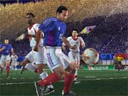2002 FIFA is easily the best-looking PC soccer game yet.