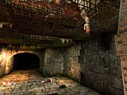 Arx Fatalis is a subterranean dungeon crawl styled after the classic Ultima Underworld.