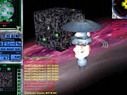 Each race has unique advantages. The Borg, with their mighty cubes, are all about offense.