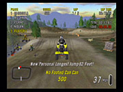 The online play in ATV Offroad Fury 2 definitely could've used some more polish.