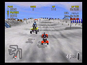 Though the trick system and the online features feel kind of half-baked, ATV Offroad Fury 2 still offers solid, enjoyable off-road racing action.
