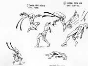 The anatomy of a jump animation.