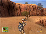 Everything about Desert Storm's gameplay is really, really clunky.