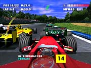 F1 2002 is mostly similar to last year's F1 2001...