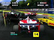 ...and that means it's still an excellent racing game.