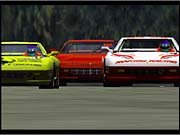 Unlike other driving games, this one features but a single car...