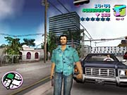 While there are a lot more weapons in Vice City, the available arsenal hasn't really changed that much overall.