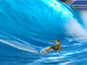 Both the surfers and the water effects look great.