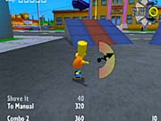 As unenjoyable as the gameplay is, the single biggest offender in The Simpsons Skateboarding is its graphical presentation.