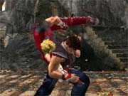 Virtua Fighter 4 is the best fighting game to come around in years.