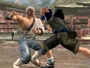 Lei Fei (left) is one of the new characters. He knows kung fu.