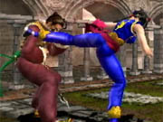 Virtua Fighter 4 should keep you busy for a very long time.