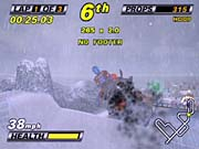 Whiteout is clearly derivative of SSX.