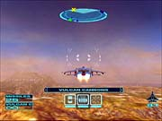 Jet mode lets you fly around the map at high speeds...