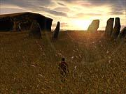 The grasslands of Dantooine.