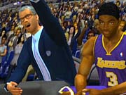 NBA Live 2003 should appeal to both casual and hardcore fans of the sport.