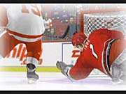 You're not crazy if you think NHL 2003 looks like last year's version at first glance.